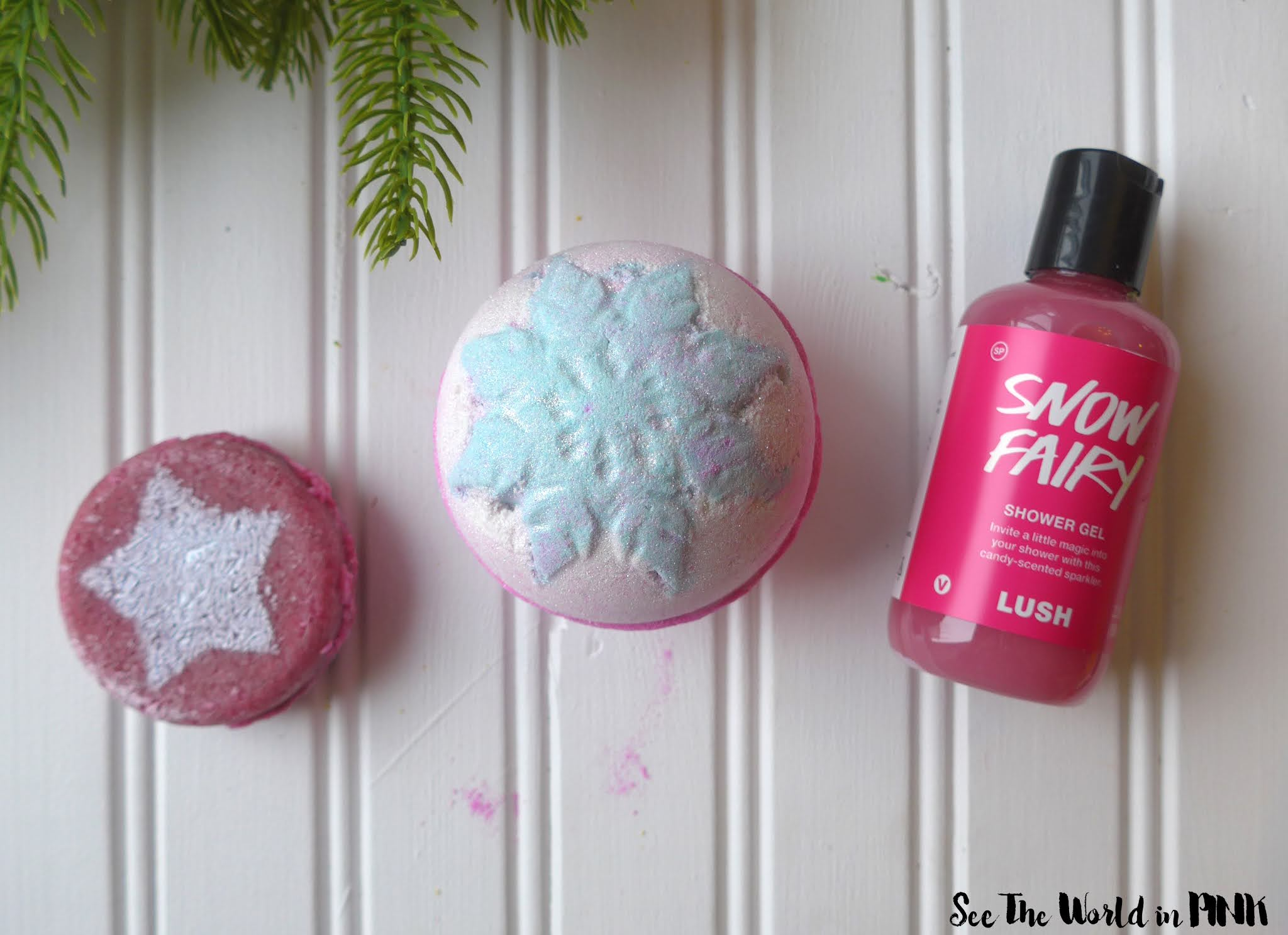 Skincare Saturday - Lush Christmas Collection!
