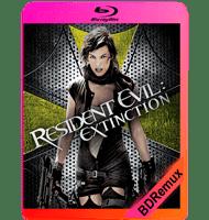 RESIDENT EVIL 3: EXTINCIÓN (2007) BDREMUX 1080P MKV ESPAÑOL LATINO