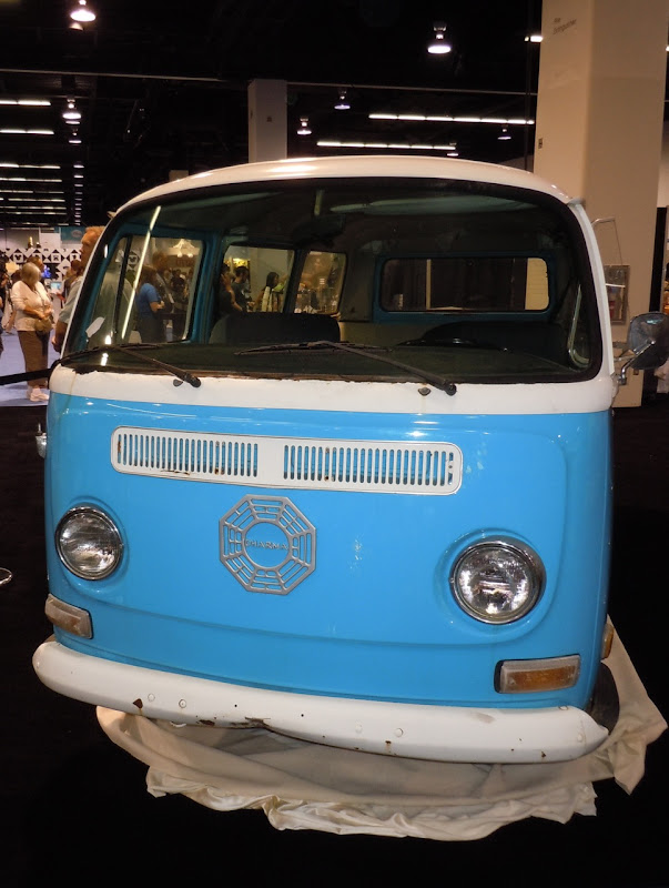 Dharma VW Type 2a bus