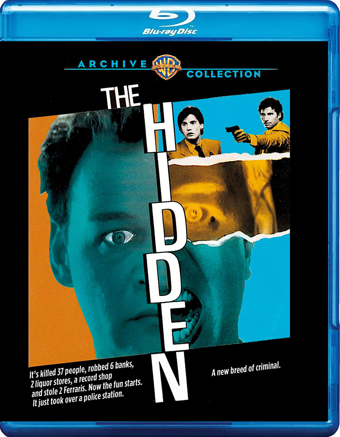 Blu-Ray And Dvd Covers Warner Brothers Archive Blu-Rays -1752