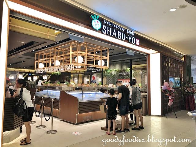 Shabu-Yo Sunway Velocity Mall KL