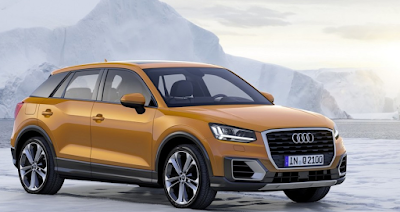 Audi New Model 2018 Audi SQ2 Price, Change, Release Date