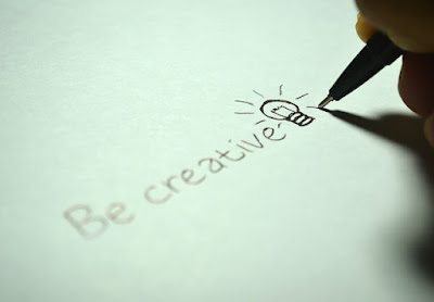 pada waktu-waktu tertentu kita menjadi lebih kreatif daripada waktu biasanya