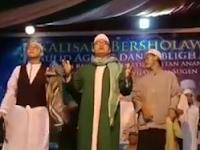 Alhamdulillah Kalisari Bersholawatn Berjalan Sukses
