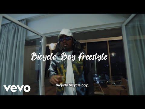 "Ice Prince – ""Bicycle Boy"" Freestyle"