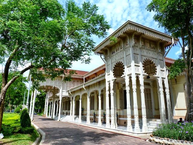 abhisek dusit palacio - visita imprescindible en Bangkok