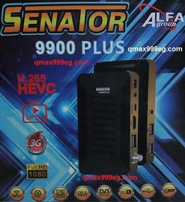 فلاشة رسيفر سيناتور 9900 بلص