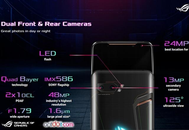 Be Creative Dengan ROG Phone II