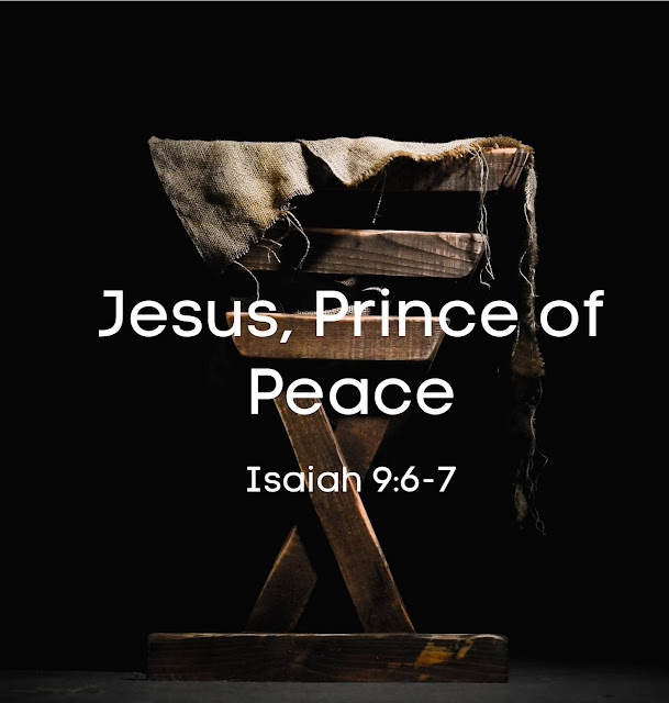 Jesus, Prince of Peace