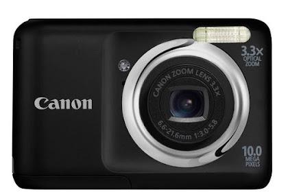 Canon PowerShot A800 Driver Download Windows, Mac