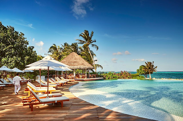 LUX* South Ari Atoll Maldives Pool