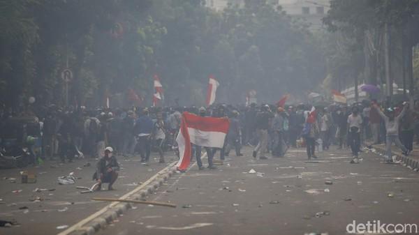 Mahasiswa UPI Peliput Demo Omnibus Law Dibebaskan Polda Metro Jaya
