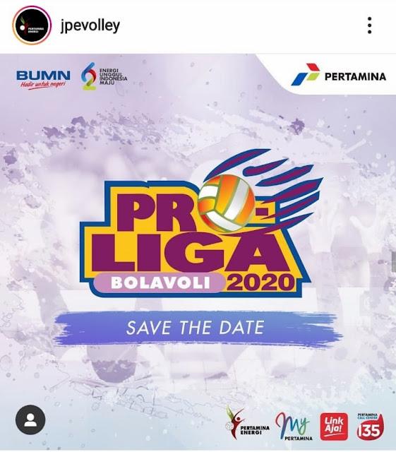 Proliga 2020 Bakal Bergulir Mulai 24 Januari, Diawali Dari Pekanbaru, Riau