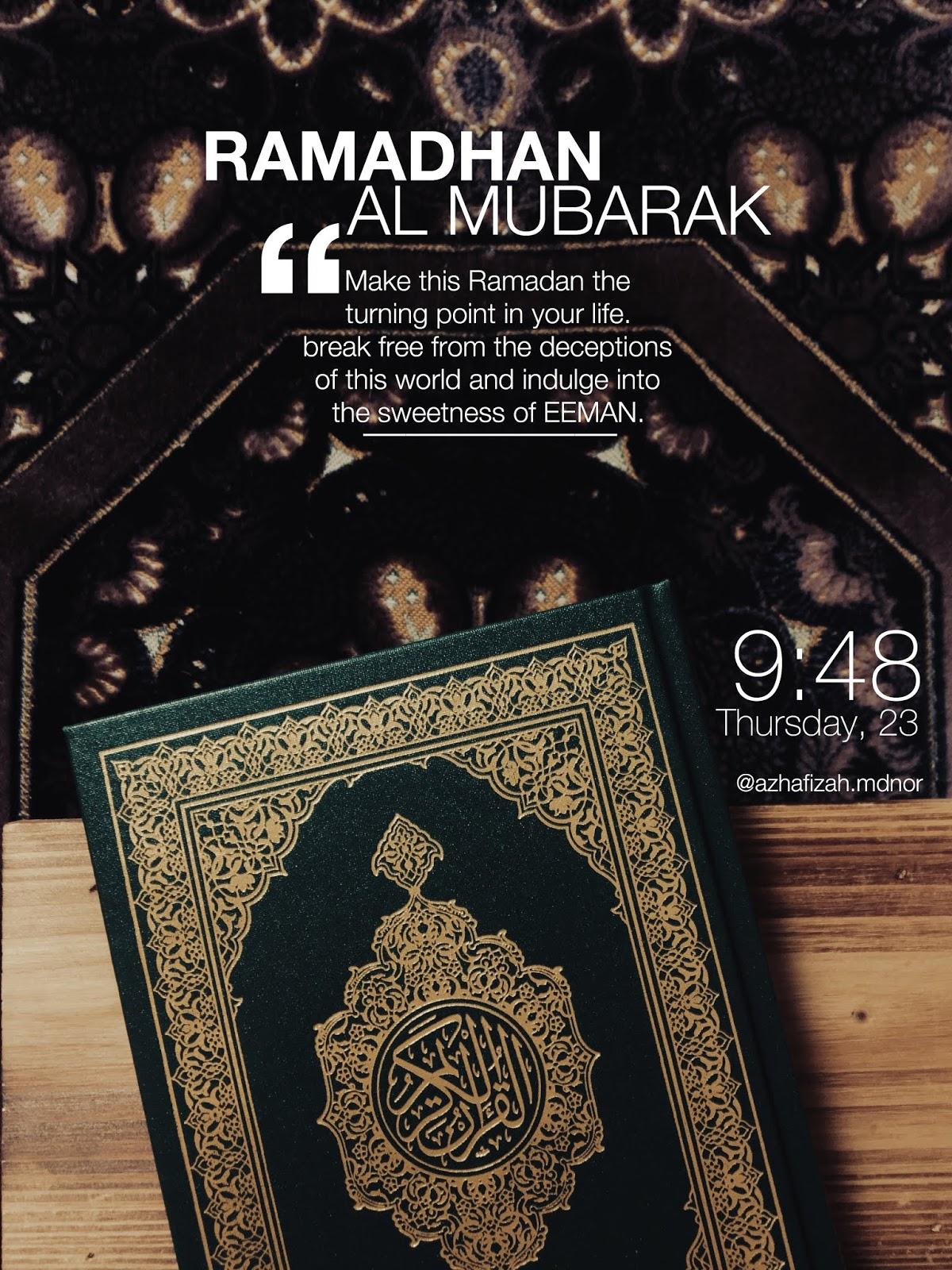 Marhaban Ya Ramadhan 1441