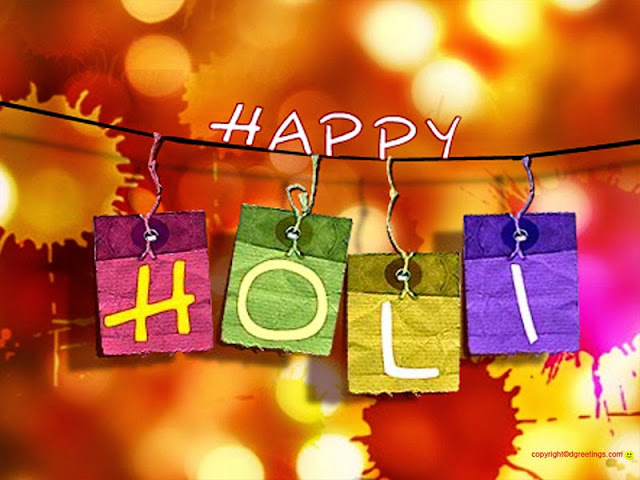 Happy Holi 2015 Status, Msg, Wishes, Quotes, DP & Images
