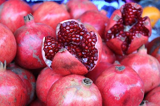 pomegranates Image by Peggy und Marco Lachmann-Anke from Pixabay