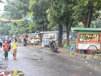Mengabadikan Para Pedagang di Rawa Lumbu Kota Bekasi