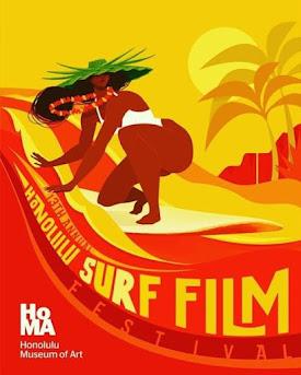 13TH ANNUAL HONOLULU SURF FILM FESTIVAL