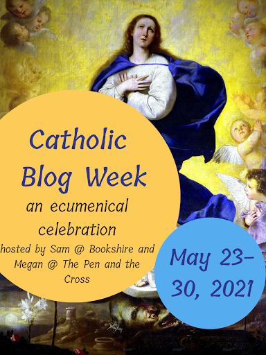 Co-Host of Catholic Blog Week, 2021