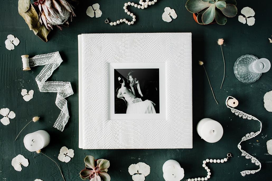 īpaša kāzu fotogrāmata