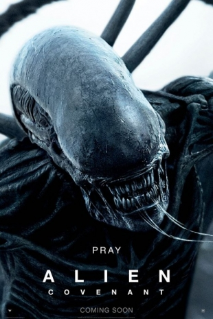 Alien: Covenant (BRRip 720p Dual Latino / Ingles) (2017)