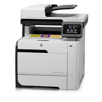 HP LaserJet Pro 300 color MFP M375nw Baixar do driver  Windows, Mac, Linux