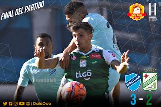 Bolívar 3 - Oriente Petrolero 2 - Torneo Clausura 2019 - Fecha 1 - DaleOoo
