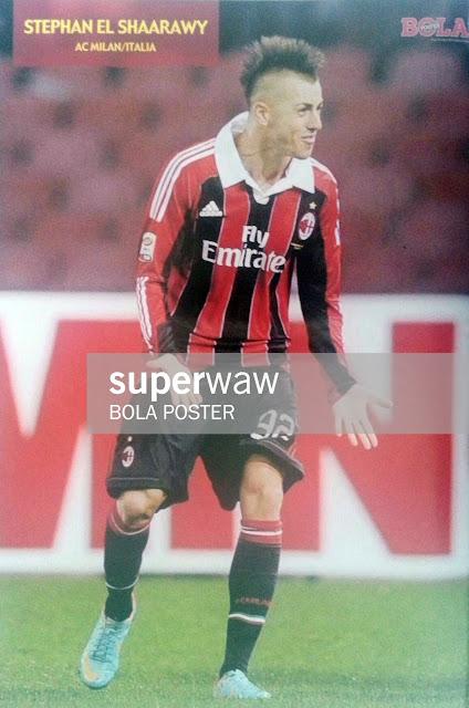 Stephan El Shaarawy AC Milan 2012
