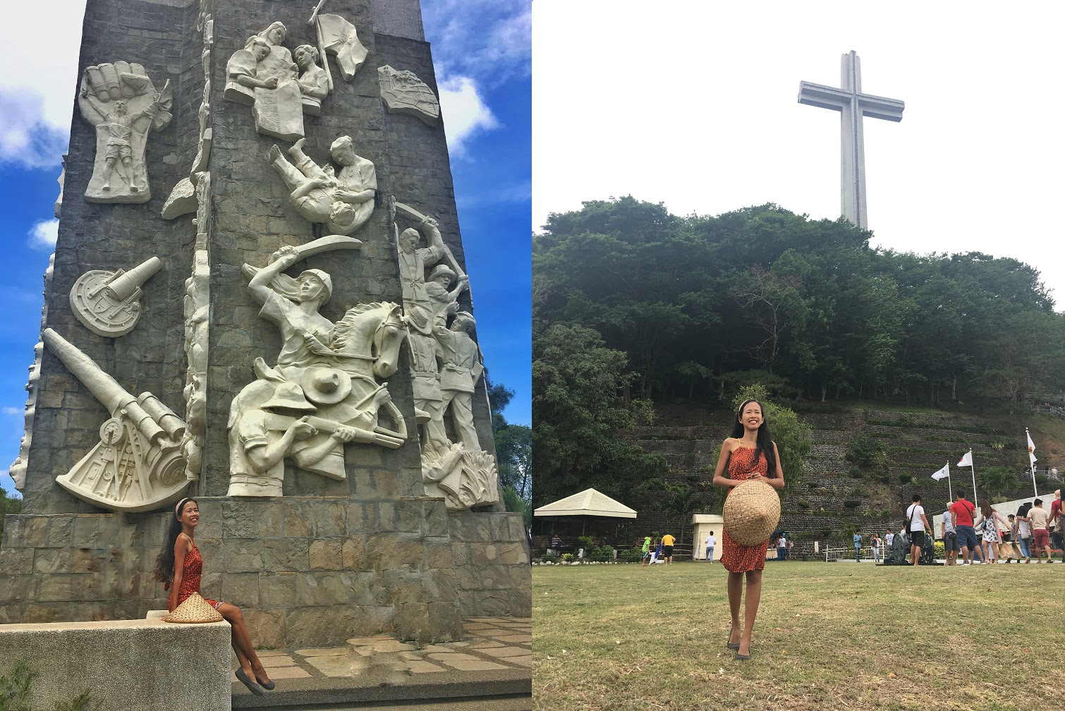 Mount Samat Cross Bataan