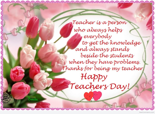 Teacher's Day Quotes Images 13