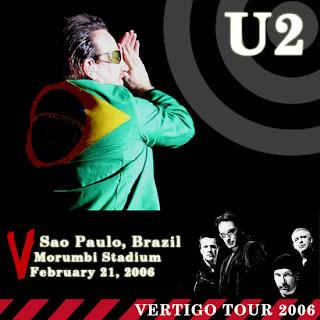 MORUMBI SHOW 2006 BAIXAR U2