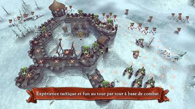 Télécharger Hex Commander: Fantasy Heroes mod