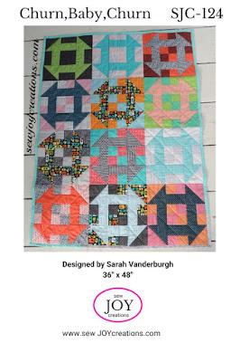 churn baby churn quilt uppercase fabrics