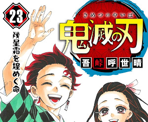 Descargar Kimetsu no Yaiba (Completos) (23/23)