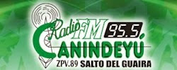 Radio Canindeyu 95.5 FM en VIVO