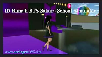 Id Sakura School Simulator Rumah Bts