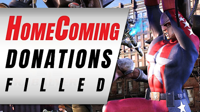 City of Heroes Homecoming Donations, $9000 US Dollars Collected in a Few Hours! • Gaming News