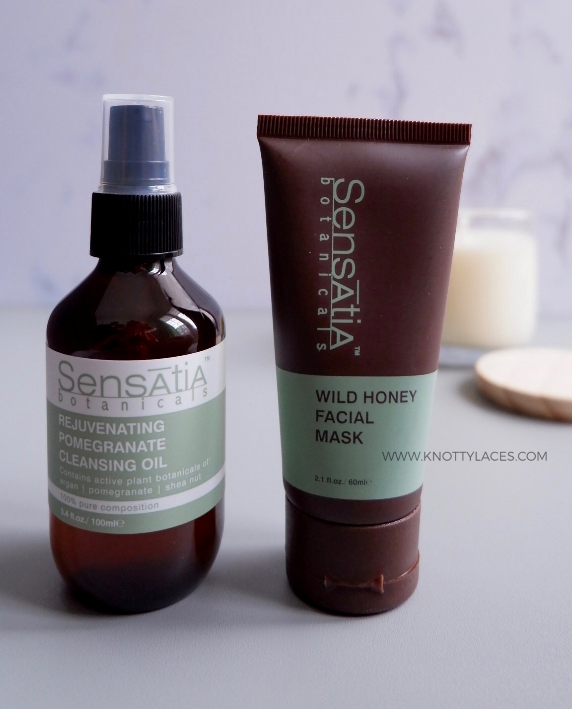 Knotty Laces Sensatia Botanicals Facial C Serum Dry To Normal 60 Ml Ill Start With Pomegranate Cleansing Oil Hmmm How I Love Pomegranates Just Wish We Have More Of Them Here Is Famous For Rejuvenating Skin
