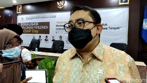 Fadli Zon Blak-blakan Dukung KSAD Andika Perkasa Jadi Panglima TNI