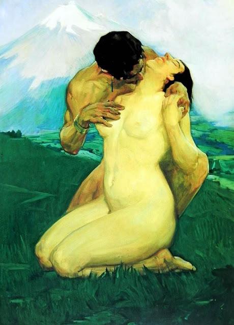 Saturnino Herrán, Artistic Nude, Il Nude in Arte, Fine art