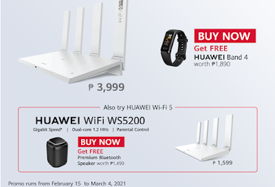 Perform at your Best: THE HUAWEI WIFI 6+ AX3 is finally here!