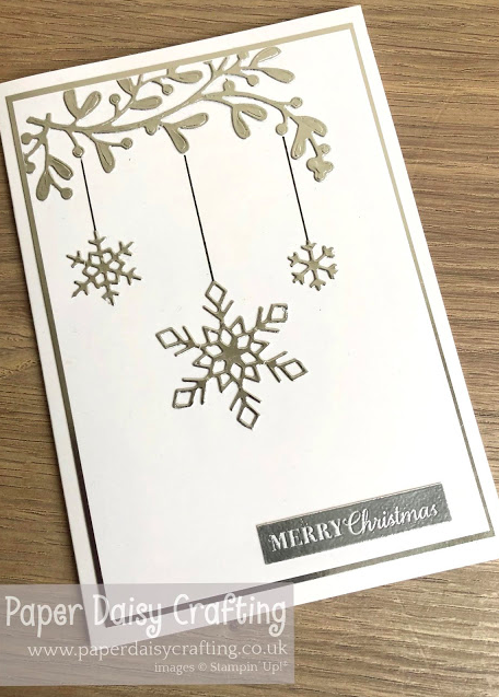 Nigezza Creates with Paper Daisy Crafting, Stampin' Up! and Christmas Layers