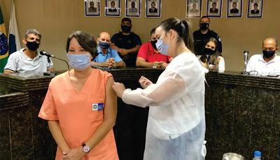 Carteira de vacinação