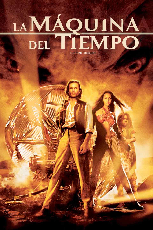 La Máquina del Tiempo (2002) |Película| |Latino| |Mega|