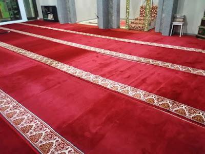 Jual Karpet Masjid di Metro