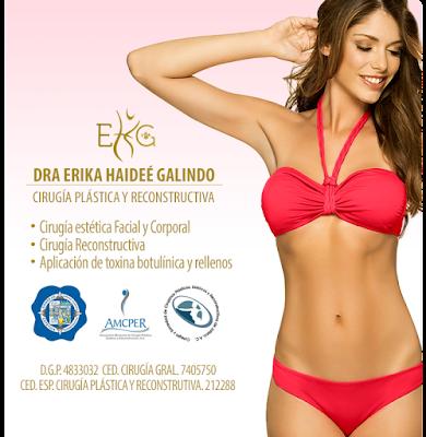 Dra. Erica Haideé Galindo Cirugia Plastica Guadalajara