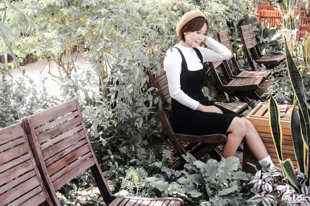 Bộ ảnh 2 phong cách của nàng Keylly Phạm ở núi cô nương quy nhơn