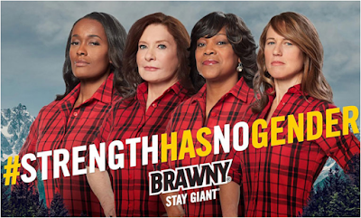 maker_of_brawny_towels_featuring_women_on_packaging
