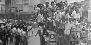 Tritura, Senjata Mahasiswa Gulingkan Presiden Soekarno