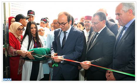 زهاء 300 ألف نسمة ستستفيد من خدمات المستشفى الجديد بالقصر الكبير (السيد الدكالي)